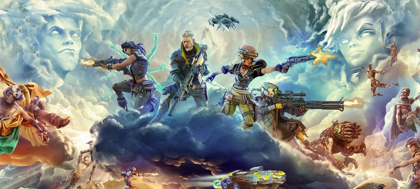 Borderlands 3 будет доступна на PS5 и Xbox Series XS в день выхода консолей