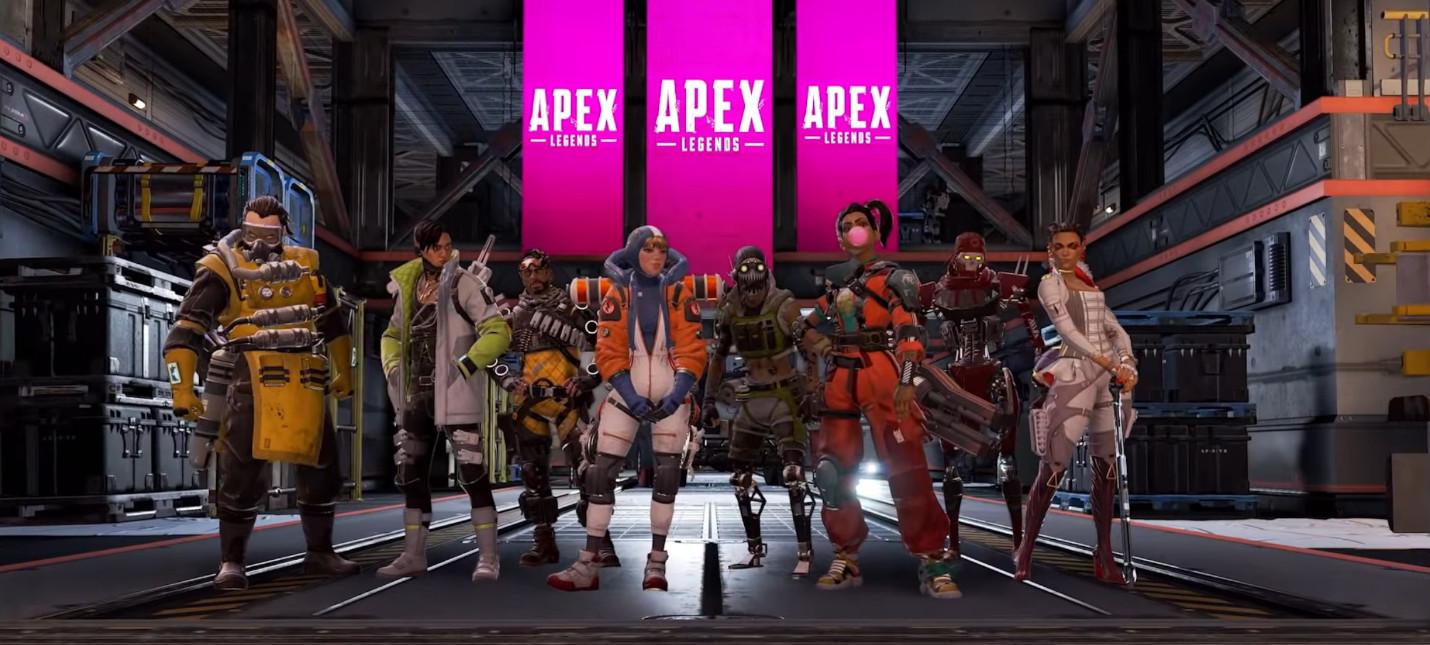 В Apex Legends начались квесты Хорайзен, анонсировано Champion Edition