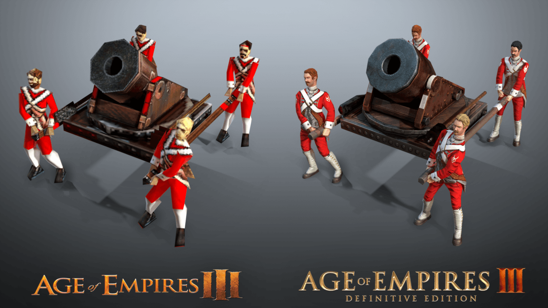 Геймплейный трейлер ремастера Age of Empires 3 в 4K