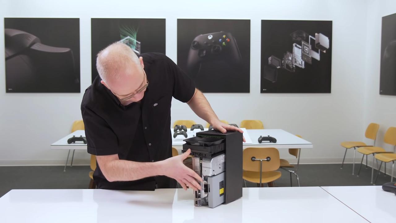У Sony консервативный подход — Digital Foundry сравнил сборку PS5 и Xbox Series X