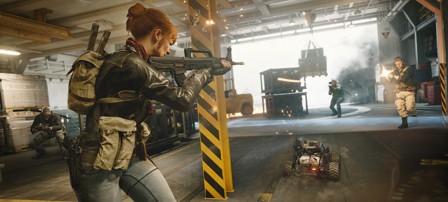 Трейлер режима Fireteam в Call of Duty Black Ops Cold War