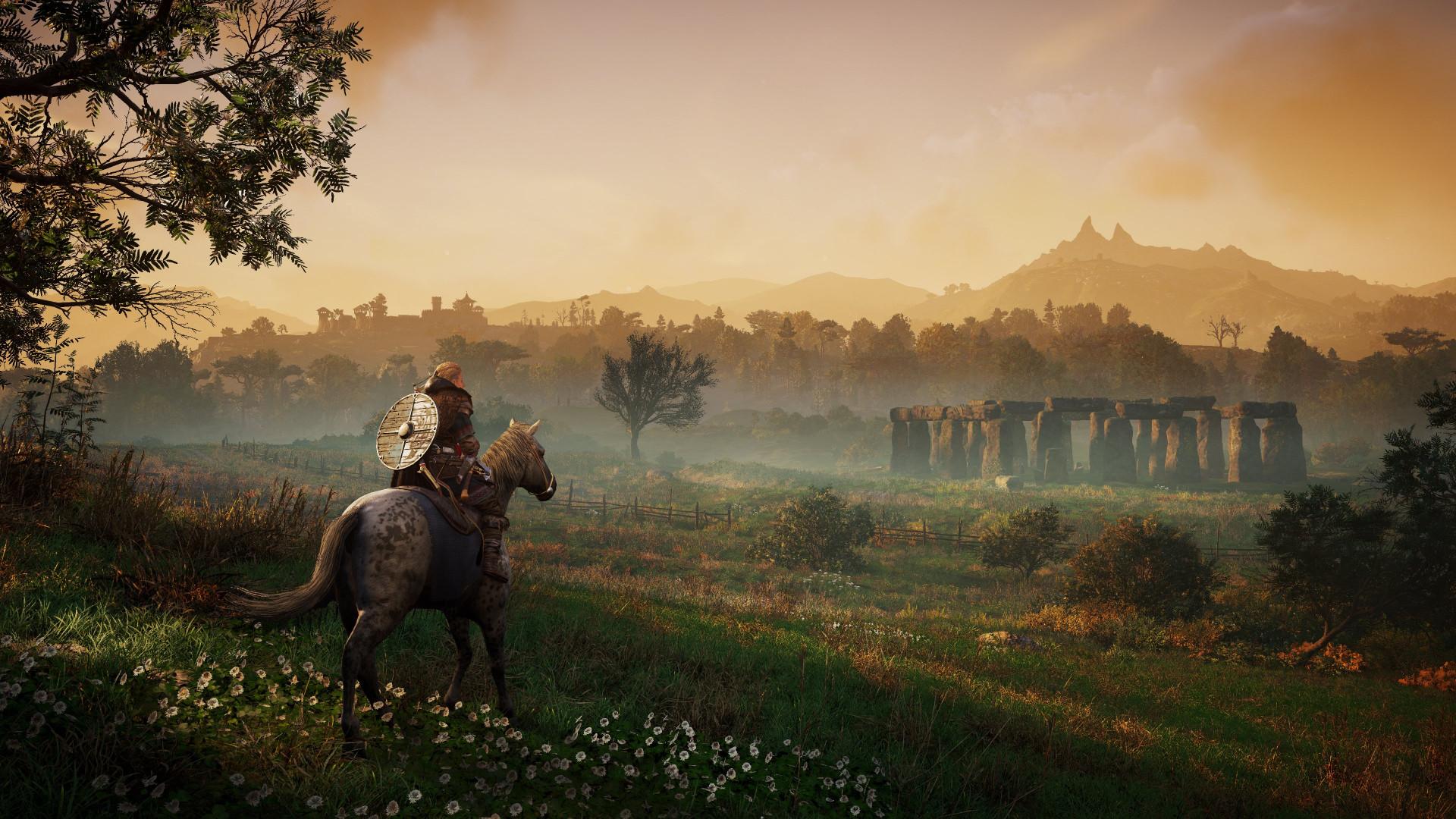 В Assassin's Creed Valhalla можно будет уплыть в Америку