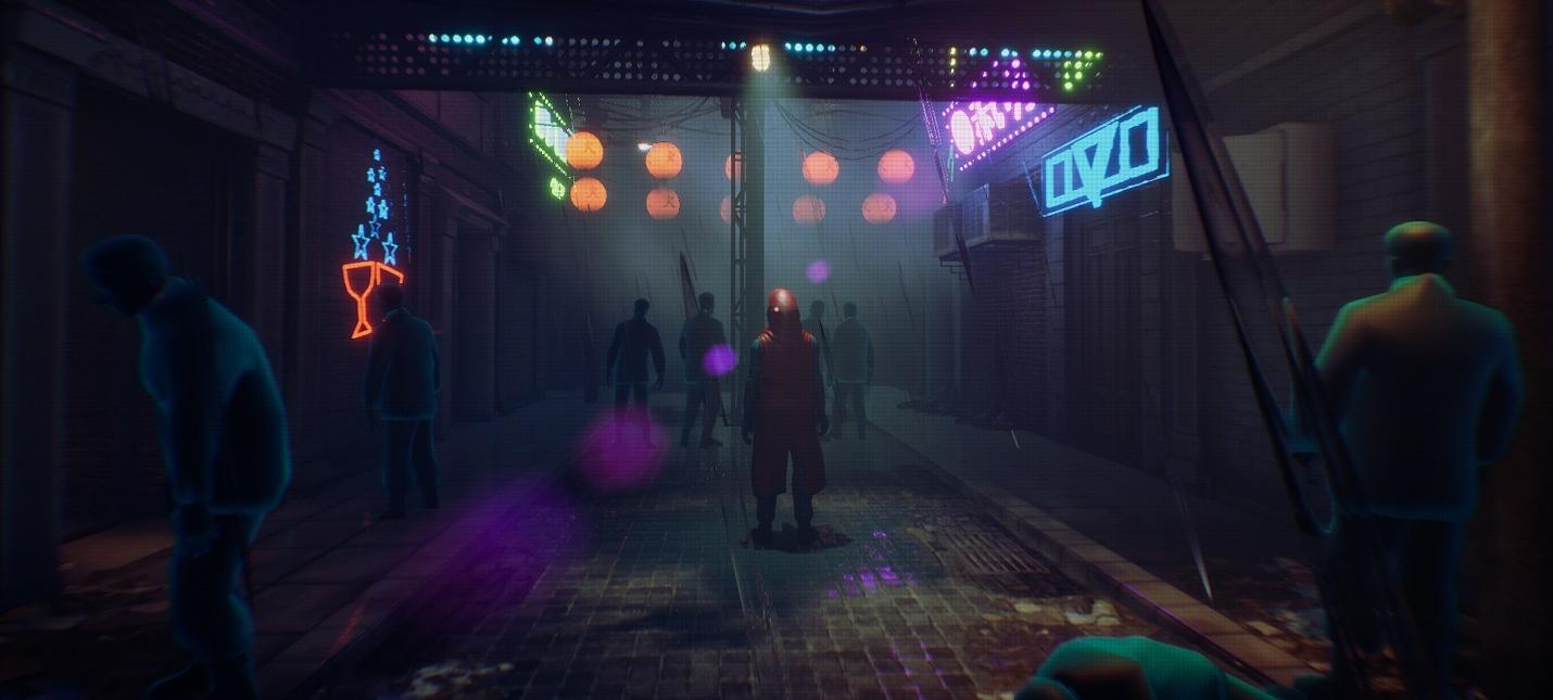 Киберпанковский хоррор Transient выйдет 28 октября на PC