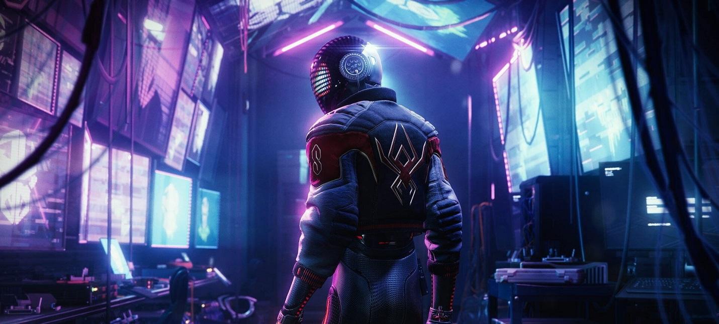 Кот-паук и моментальные загрузки на PS5 в геймплее Spider-Man: Miles Morales