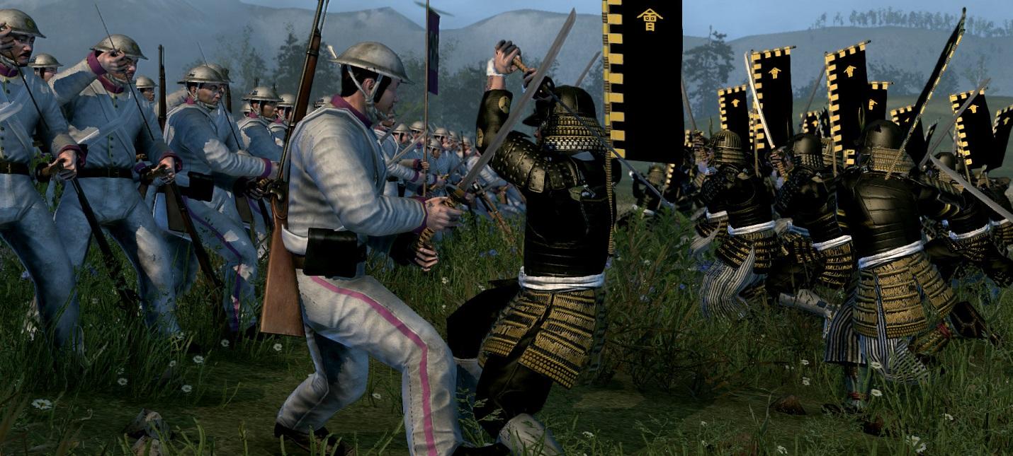 Дополнение The Battle of Kawagoe стало бесплатным для всех владельцев Total War: Shogun 2