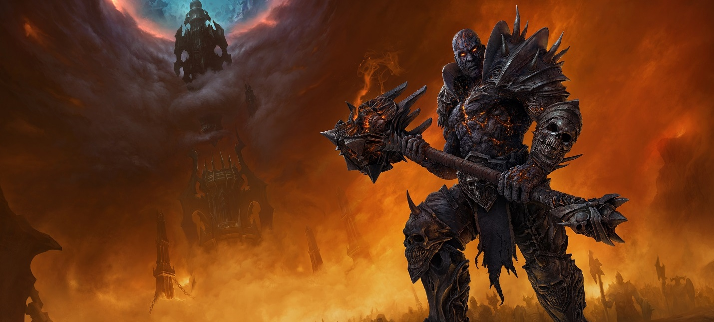Тёмное похищение  новый ролик World of Warcraft Shadowlands