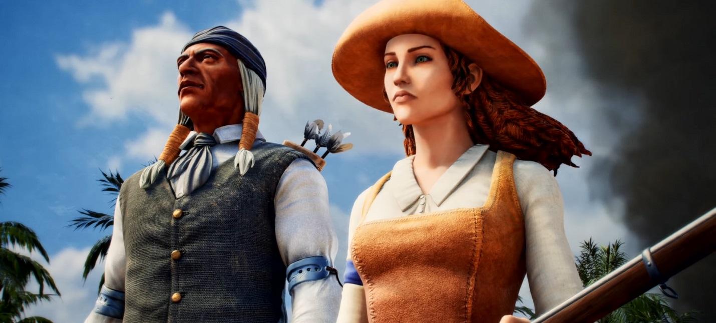 Улучшенная графика и новые цивилизации в релизном трейлере Age of Empires 3 Definitive Edition