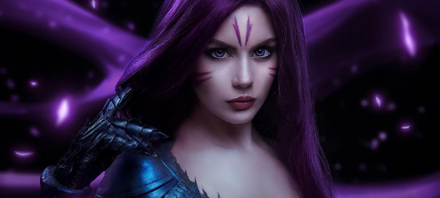 Пятничный косплей Half-Life Alyx, League of Legends, Демонесса и Йеннифер