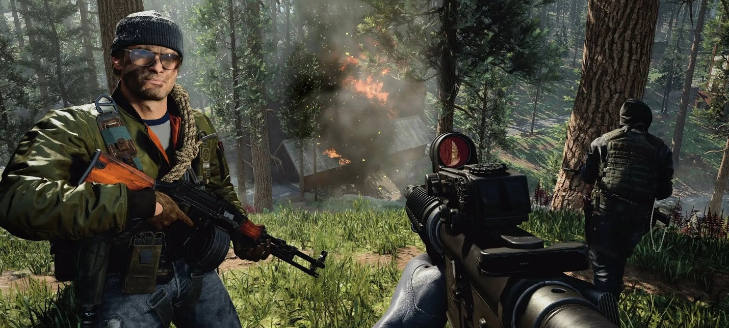 В мультиплеерной бете Call of Duty Black Ops Cold War активировали удвоенный опыт