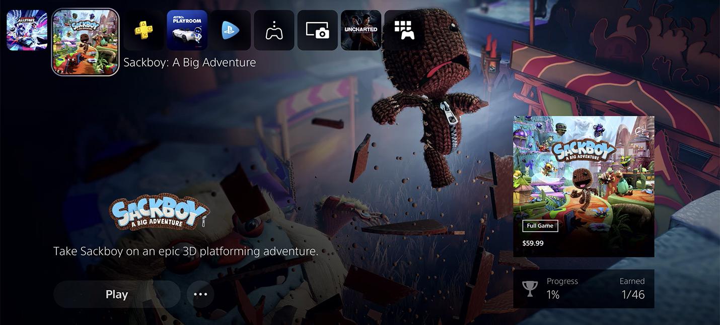 PS5 будет предупреждать о спойлерах на скриншотах и клипах