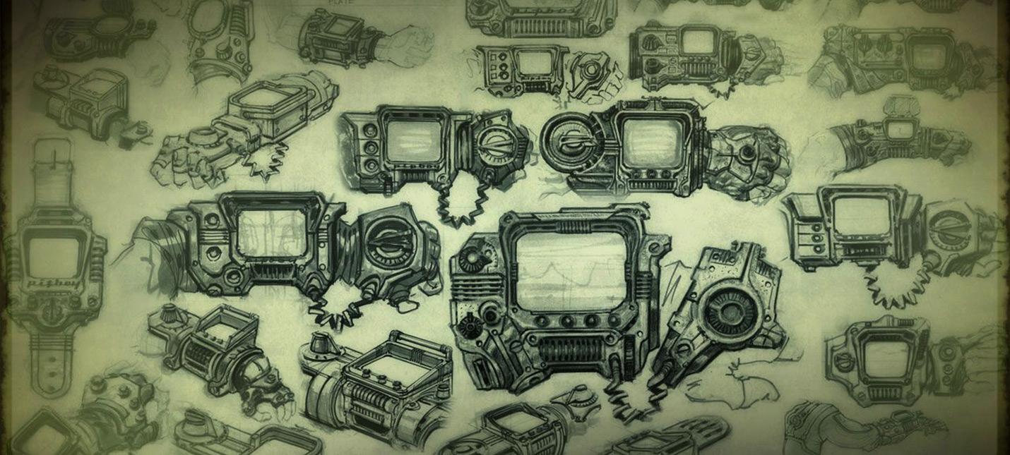 Видео Насколько реален Пип-Бой из вселенной Fallout