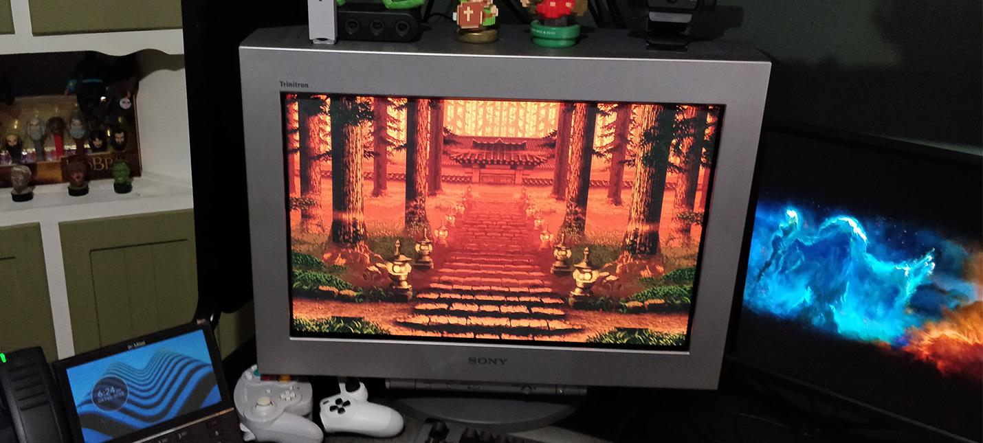 Почему этот ЭЛТ-монитор 20-летней давности для игр лучше, чем 4K LCD