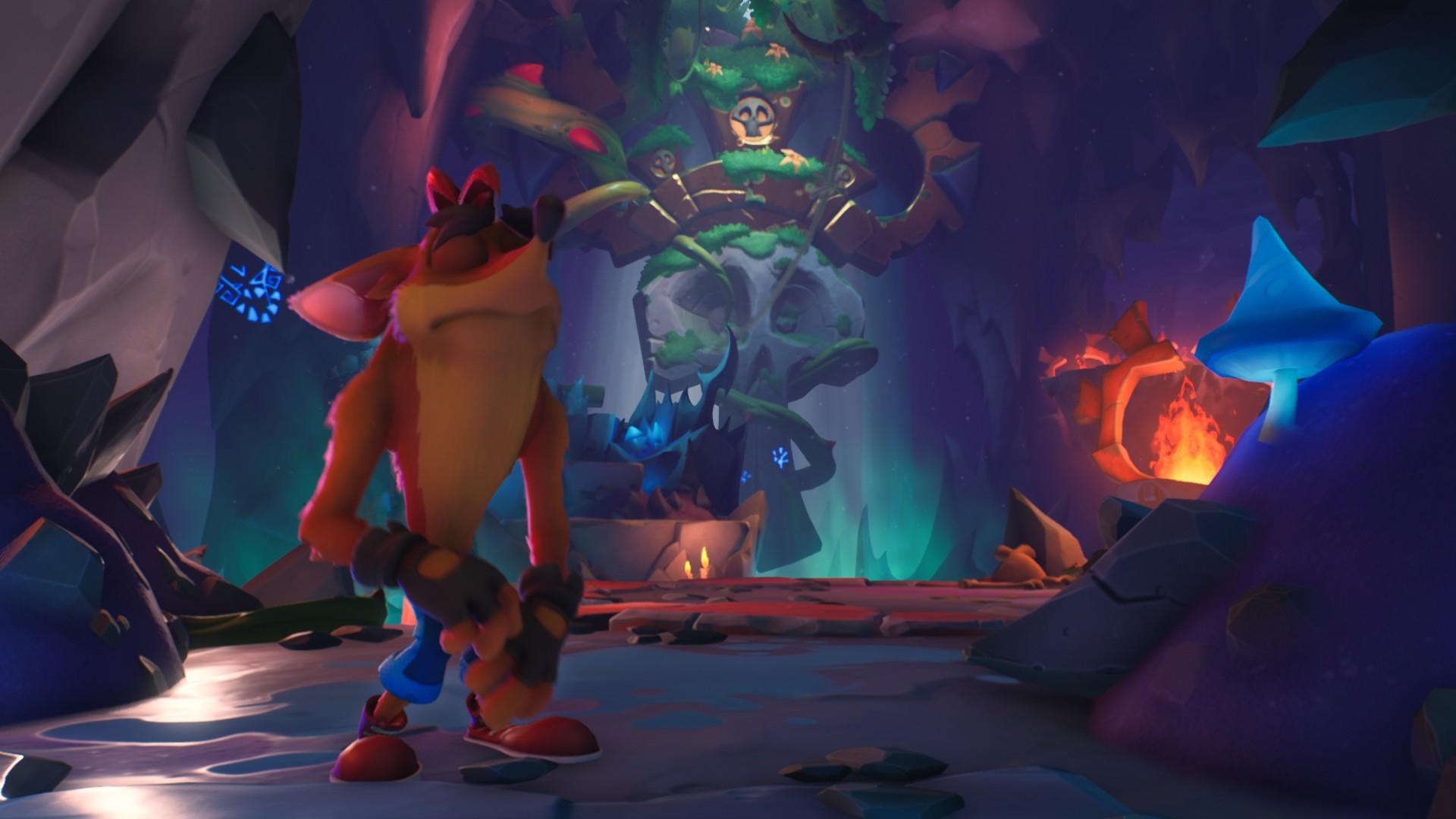 Crash Bandicoot 4 Its About Time  Наперегонки со временем