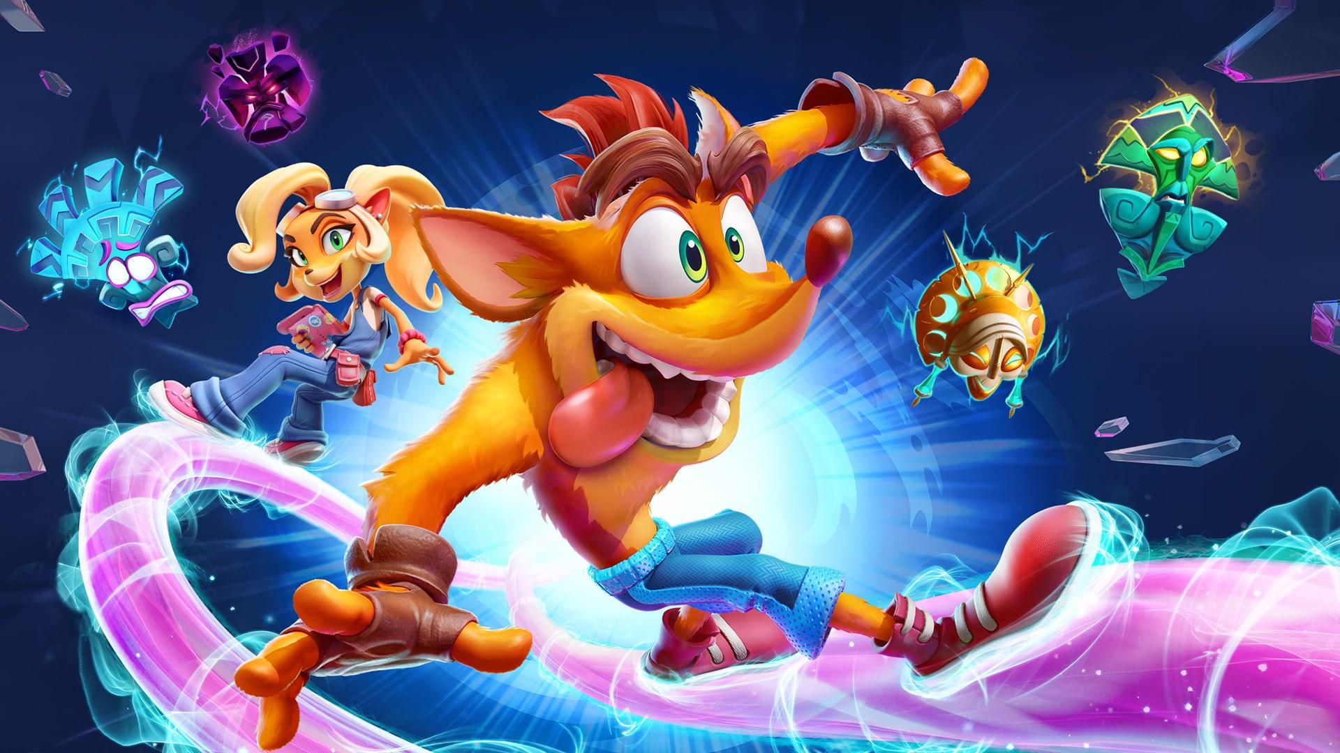 Crash Bandicoot 4: It's About Time — Наперегонки со временем