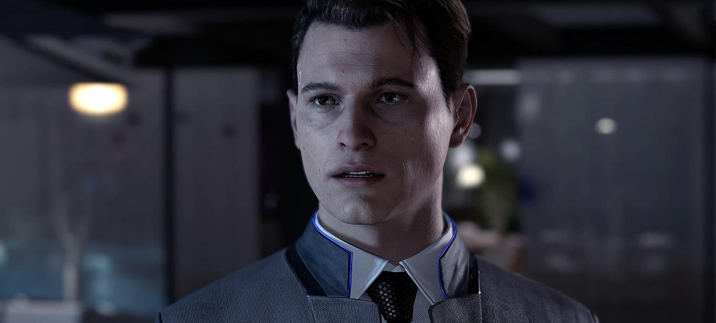 Актер, исполнивший роль Коннора в Detroit Become Human, озвучил автомат с газировкой в Cyberpunk 2077