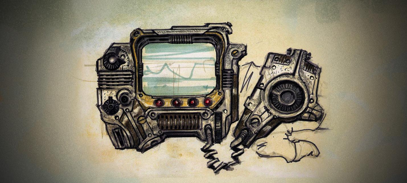 Почему Пип-Бой из Fallout гораздо лучше наших смартфонов