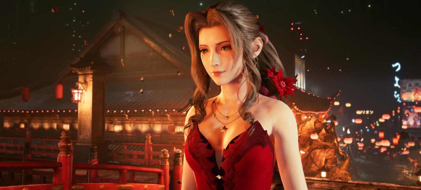 Инсайдер Square Enix разрабатывает для PS5 улучшенную версию Final Fantasy 7