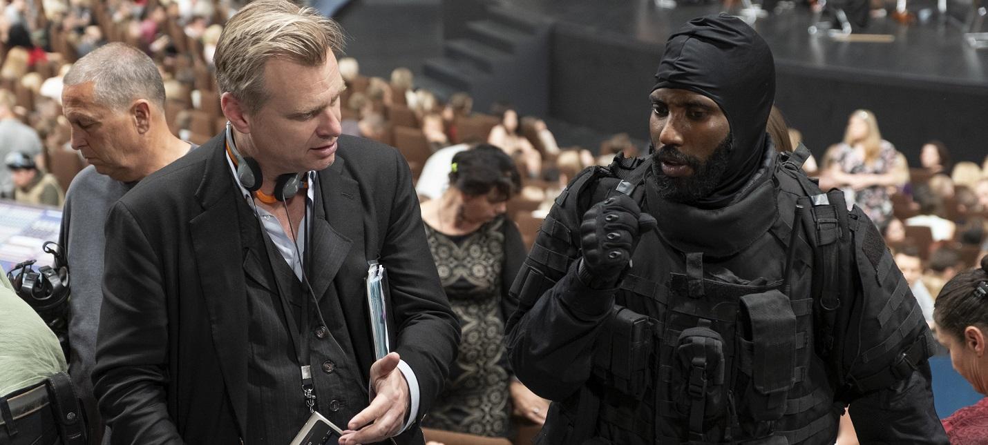 Box Office Довод собрал 50 миллионов долларов в США за семь недель