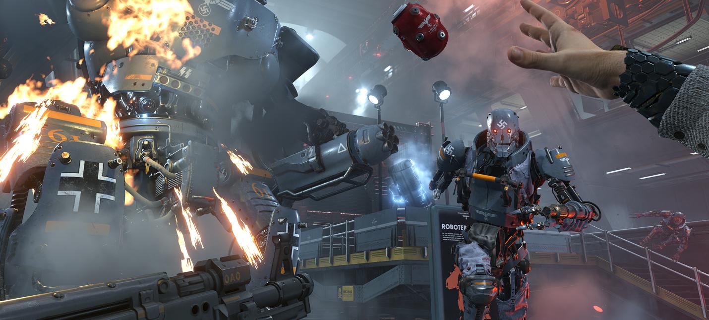 MachineGames: Присоединение к Microsoft поможет нам создавать прекрасные игры