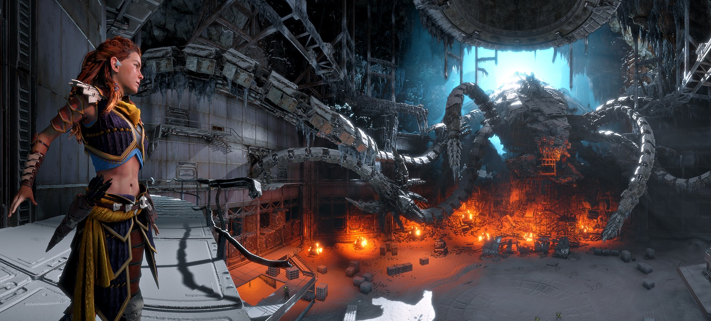 Игрок запустил The Witcher 3 и Horizon Zero Dawn в 8K на RTX 3090
