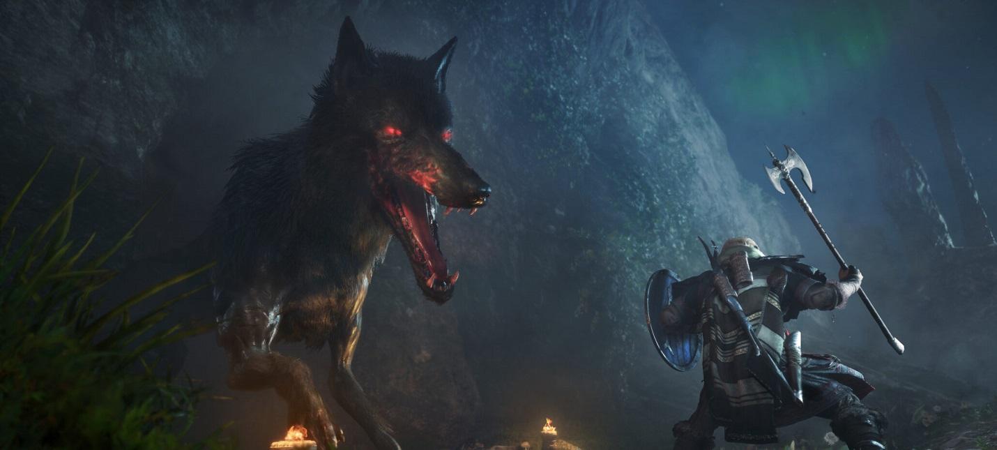 Масса геймплея Assassins Creed Valhalla и детали боевой системы