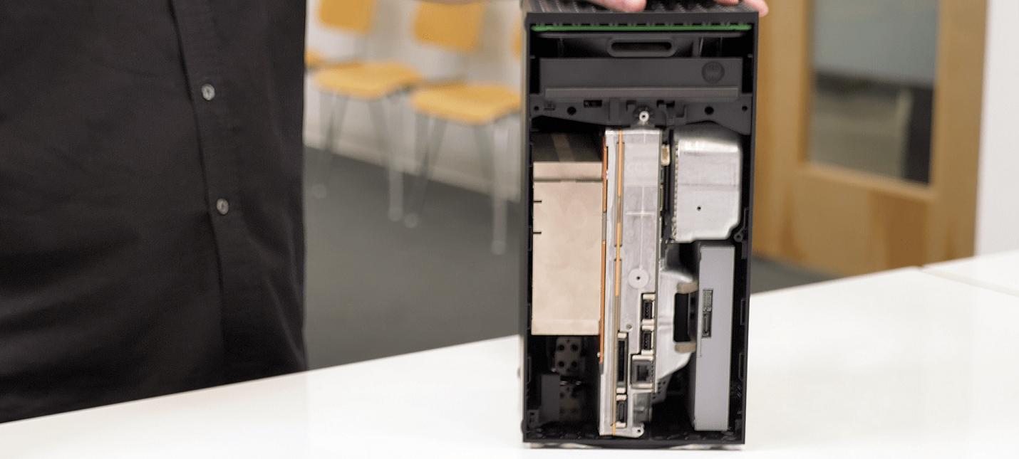 Digital Foundry про Xbox Series X: Лучше не ставить в закрытое пространство