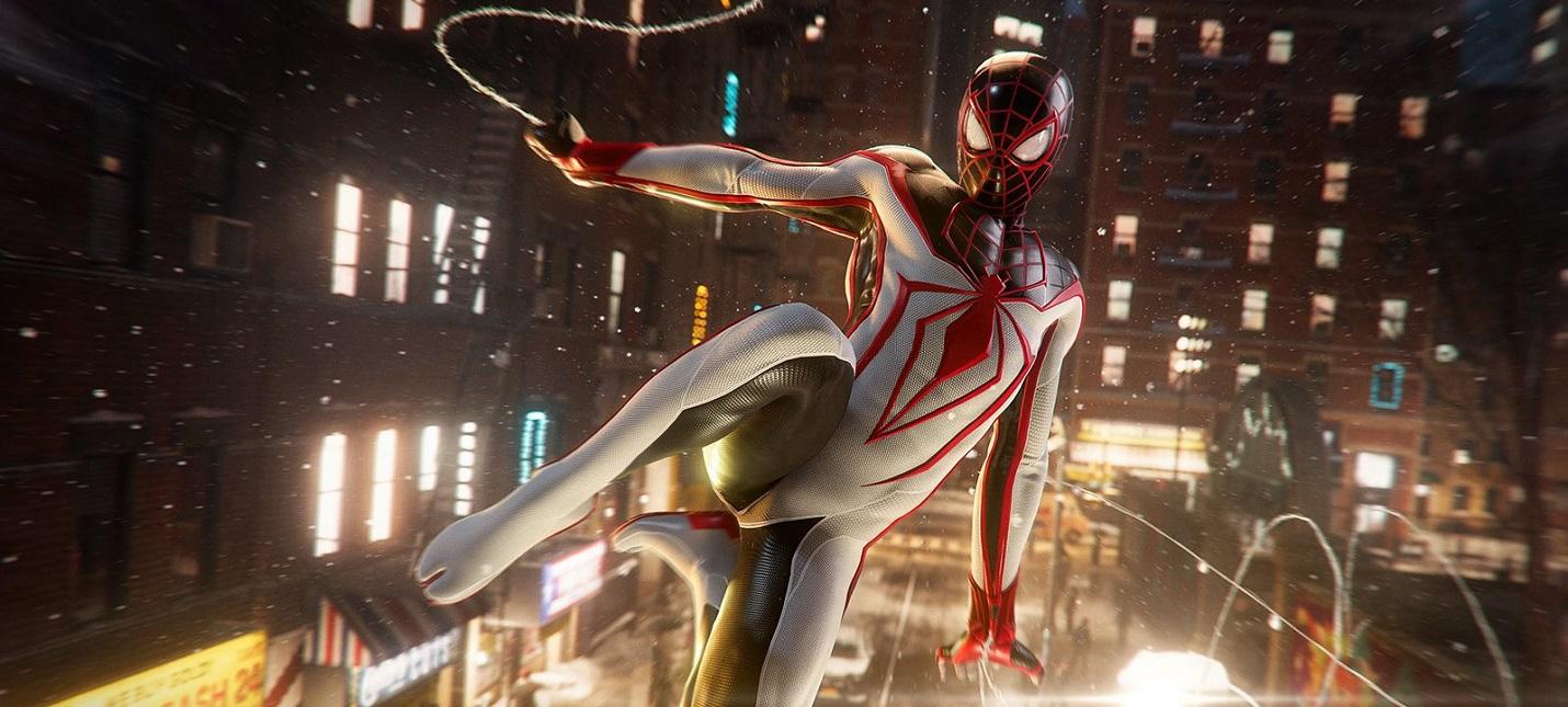Рождение нового героя в свежем геймплее Spider-Man Miles Morales