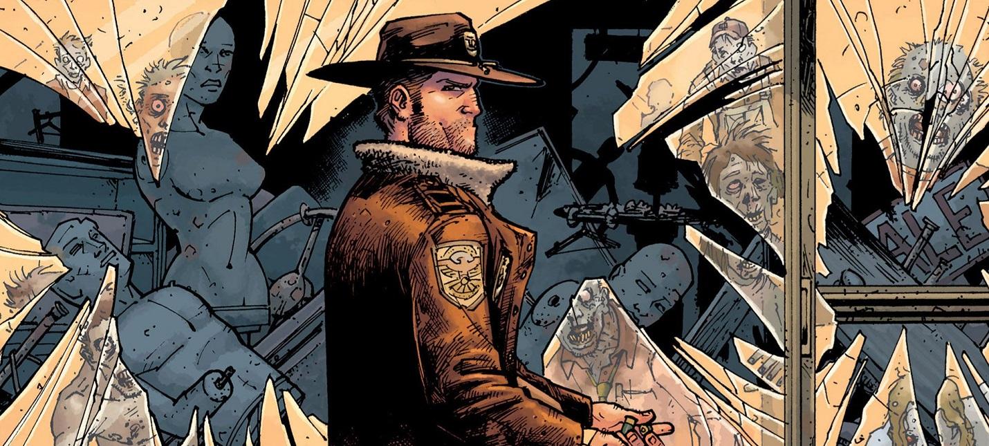 Одним из спин-оффов Ходячих мертвецов может стать анимационная антология
