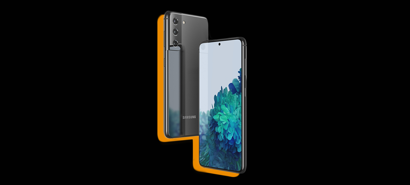 Утечка: Стал известен дизайн Samsung Galaxy S21 и S21 Ultra