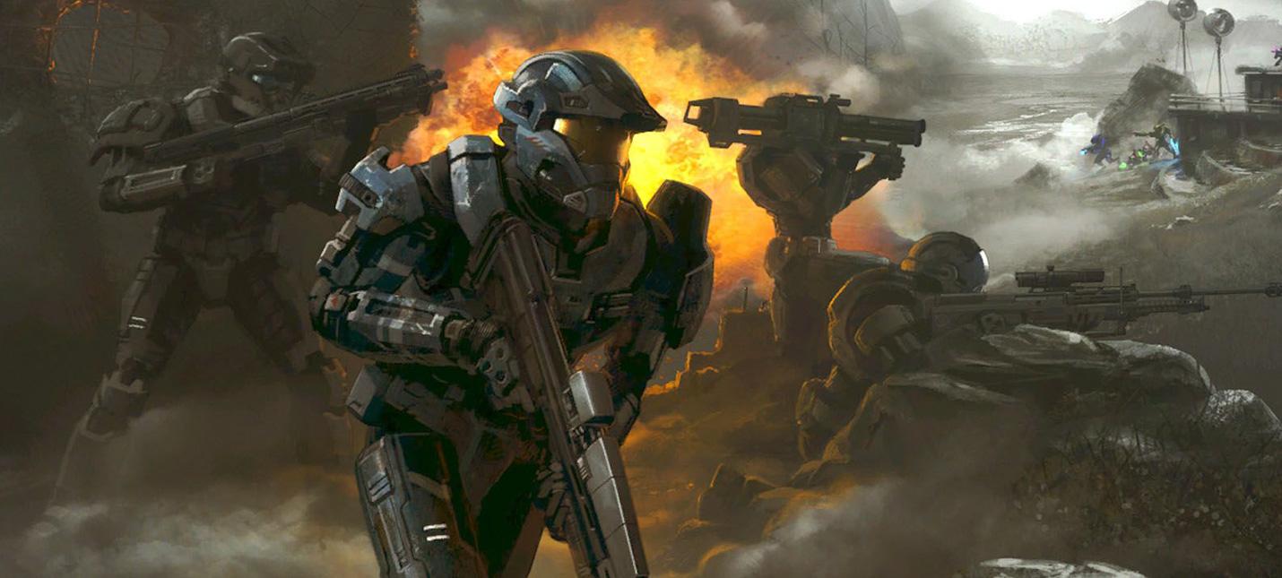 Halo: The Master Chief Collection получит апгрейд для Xbox Series X/S 17 ноября