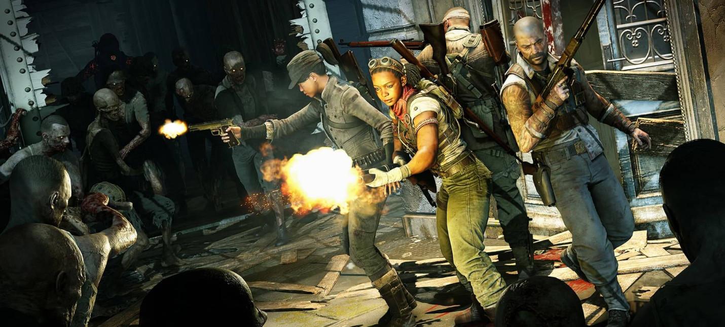 В Zombie Army 4 Dead War доступна первая миссия из кампании Death from Above