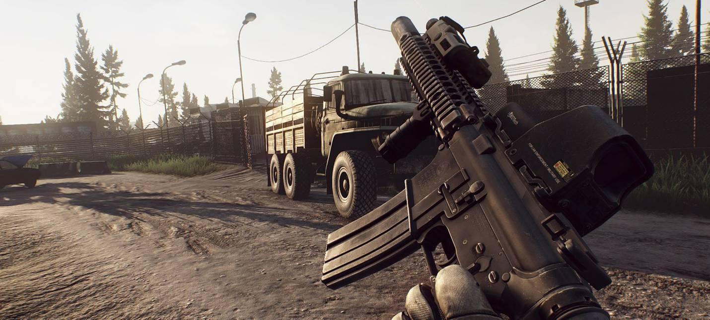 Шутер Escape from Tarkov получил крупный апдейт с новыми умениями, экипировкой и оружием