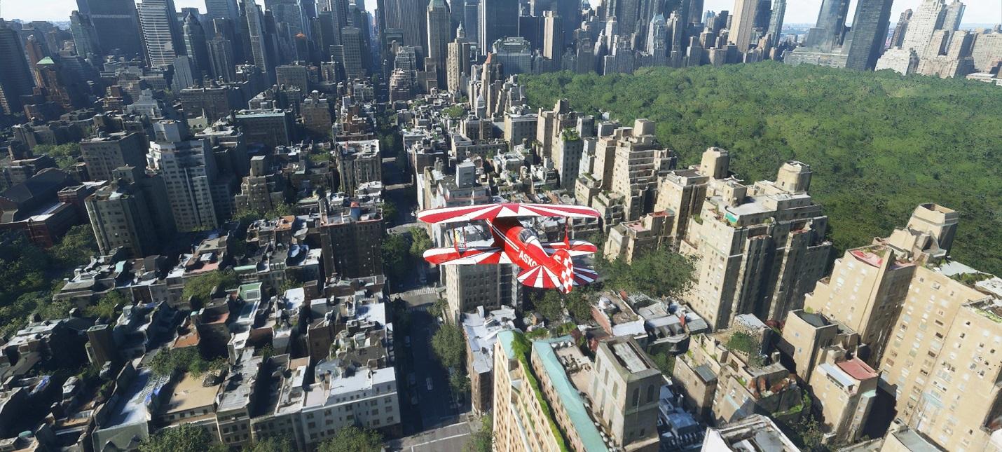 Моддеры Microsoft Flight Simulator заменили Bing на Google Карты — стало лучше
