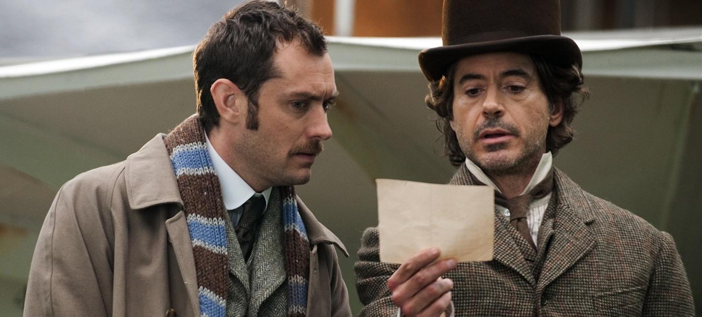 Работа над третьим Шерлоком Холмсом остановлена из-за коронавируса