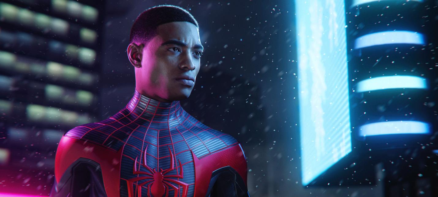 Человек-Паук переписывается с другом в новом тизере Spider-Man Miles Morales