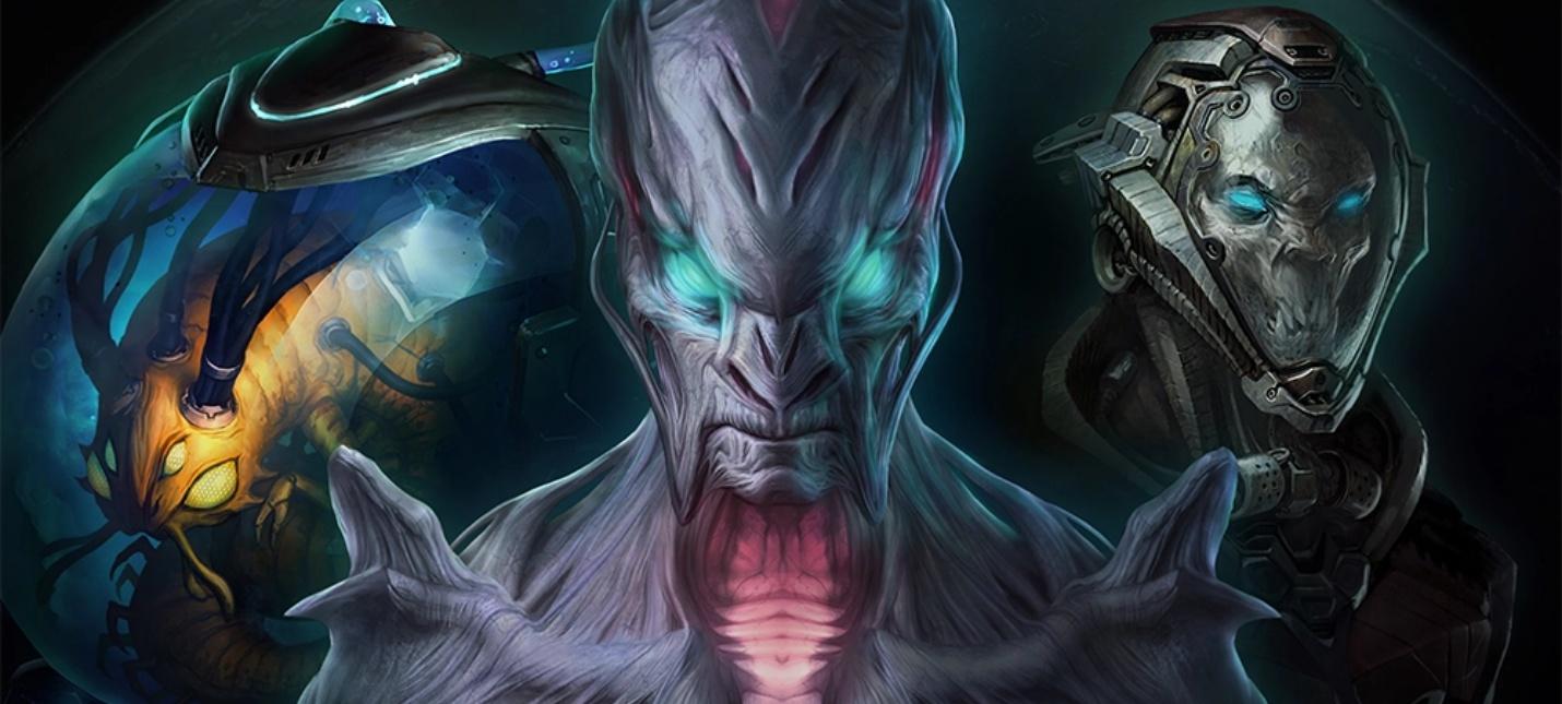 Некроиды появятся в Stellaris 29 октября
