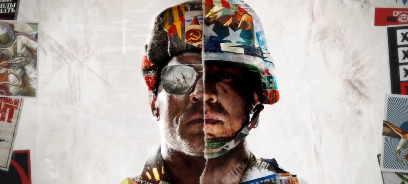 Главная музыкальная тема Call Of Duty Black Ops Cold War от Джека Уолла