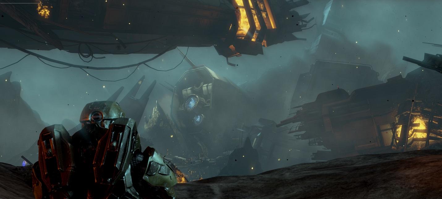 4K-скриншоты Halo 4 для сборника The Master Chief Collection