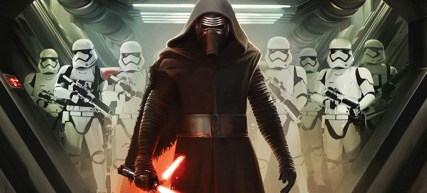 Disney раскрыла становление Первого ордена в энциклопедии по Звездным войнам