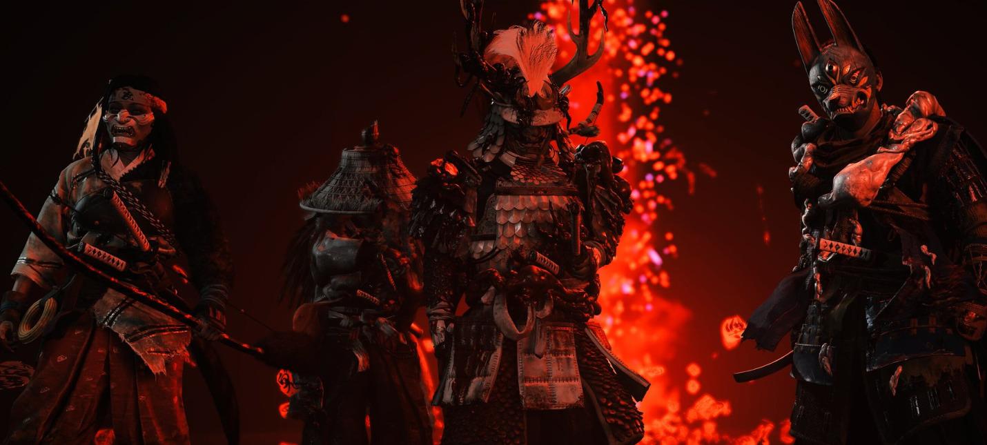 Рейд в Ghost of Tsushima Legends стартует 30 октября