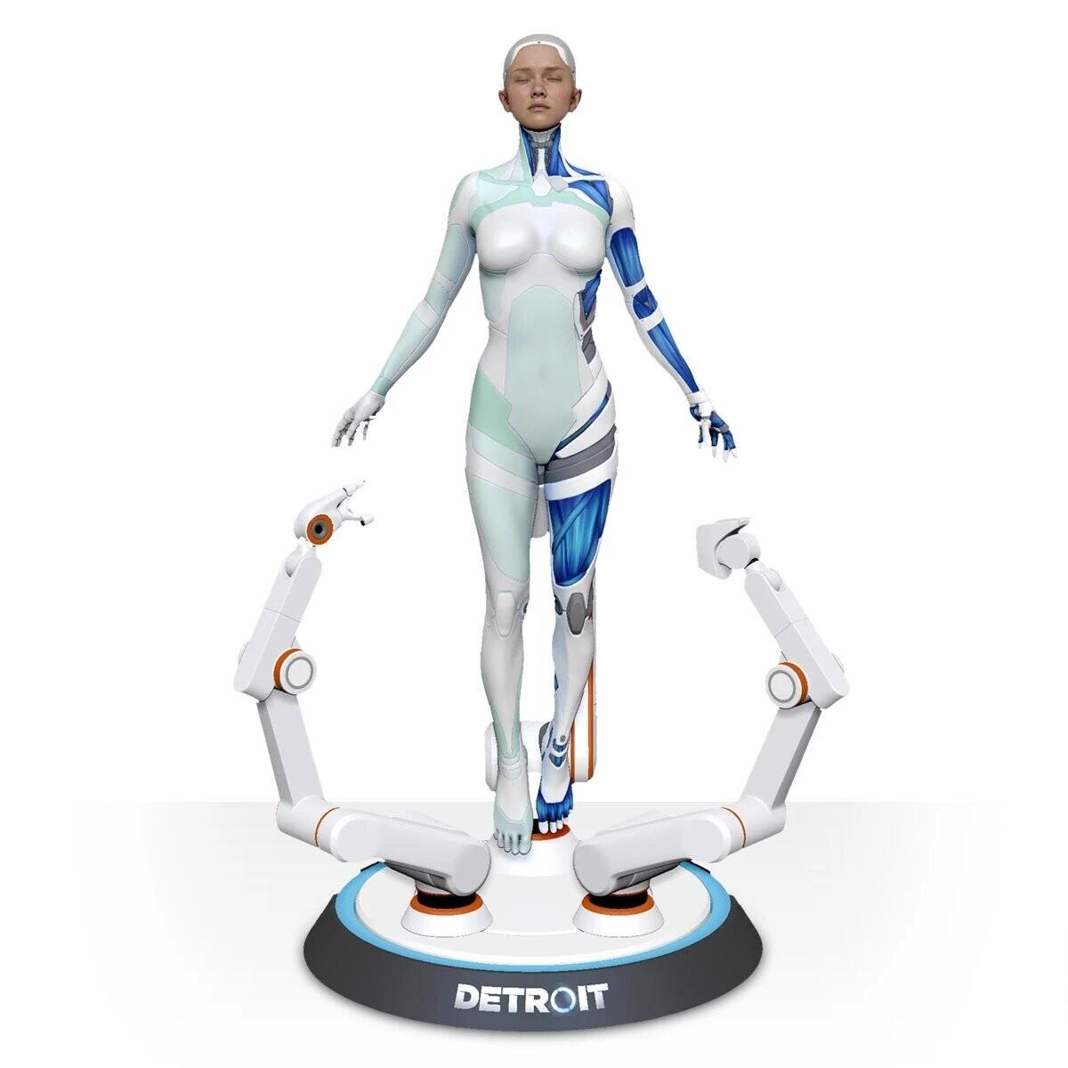 Коллекционное издание Detroit: Become Human стало доступно для PC