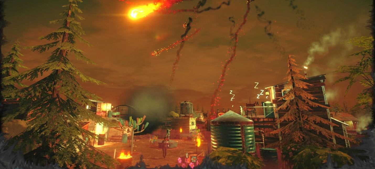Surviving the Aftermath стала доступна в раннем доступе Steam