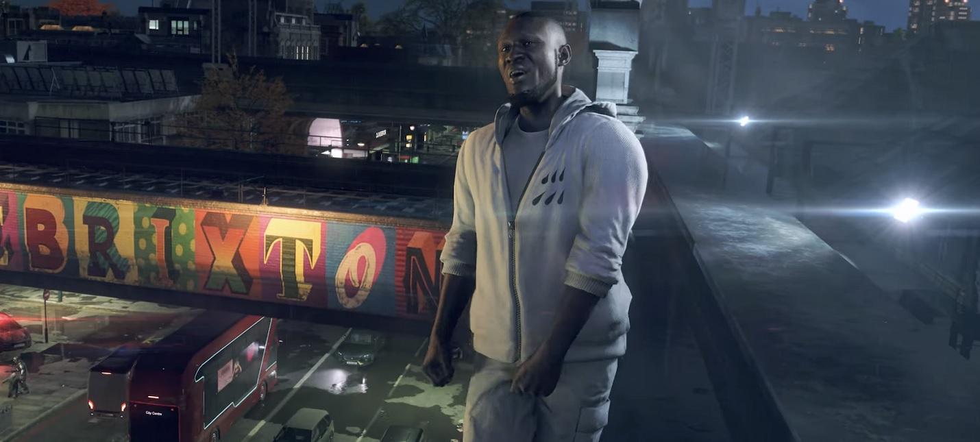 Ubisoft помогла реперу снять клип на движке Watch Dogs: Legion