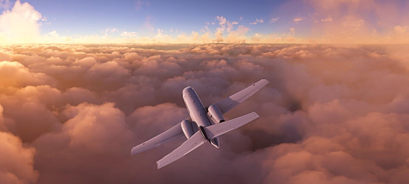 Красоты Северной Америки в новом трейлере Microsoft Flight Simulator