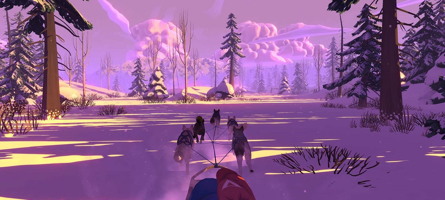 Охота, милые собачки и выживание на Аляске в релизном трейлере The Red Lantern