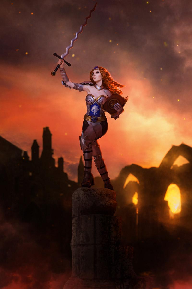 Пятничный косплей: Assassin's Creed Valhalla, Heroes Of Might And Magic 3 и Warcraft