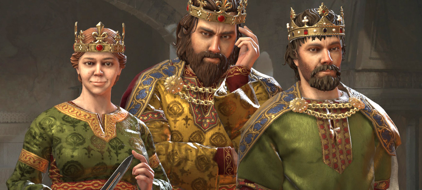 SuperData Crusader Kings 3 поставила рекорд по цифровым продажам в жанре стратегий для PC