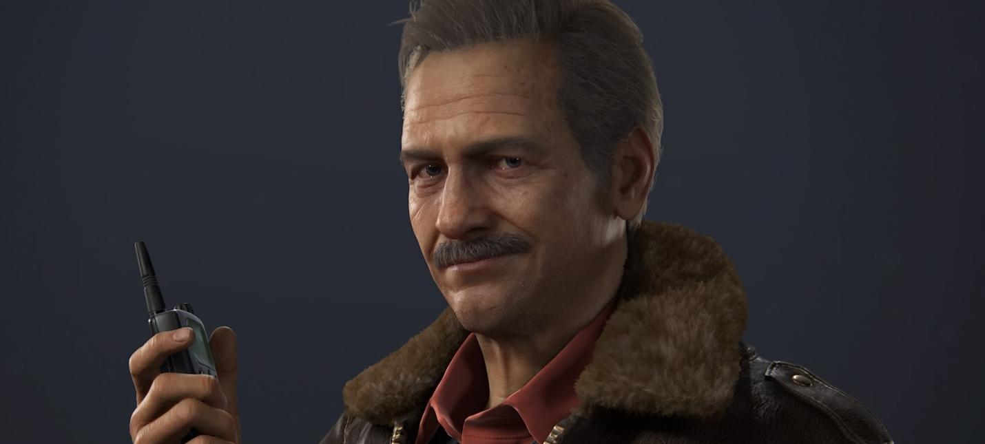 Марк Уолберг с усами — возможно, Салли в экранизации Uncharted будет выглядеть именно так