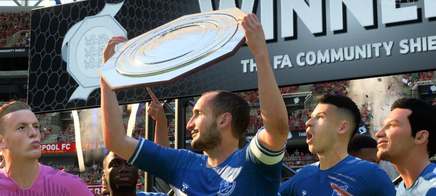 UK-чарт: FIFA 21 лидирует третью неделю подряд