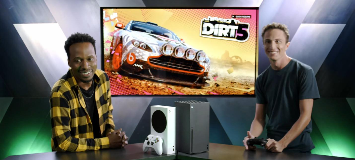 Видео от Microsoft — Что произойдет, когда вы впервые включите Xbox Series X|S